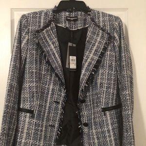 Karl Lagerfeld Tweed Blazer!